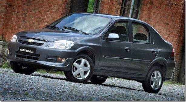 Chevrolet Celta e prisma 2012 (6)