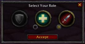Role Check Interface