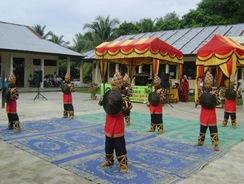Seni Tari Pasambahan Somba Carano Budaya Kuansing Riau 2