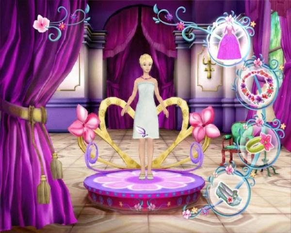 барби в роли принцессы острова онлайн игра скачать ...