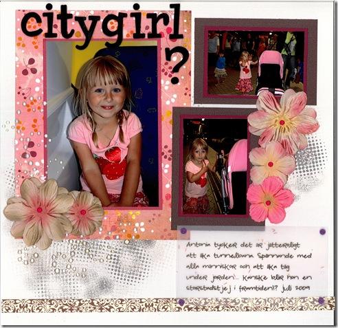 35 City girl