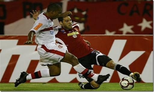 Venezuela Brazil Copa Libertadores Soccer