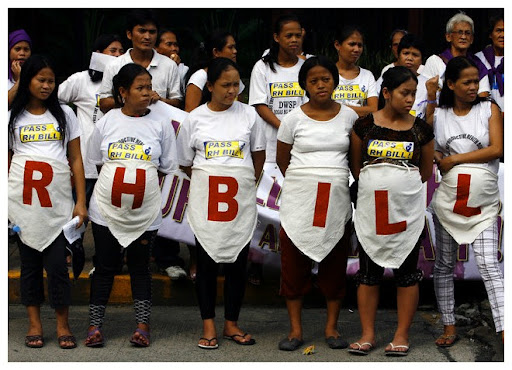 RH bill or the Responsible Parenthood bill is the GREAT LIE in the Philippines today