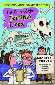 Case of the Terrible T. rex cvr