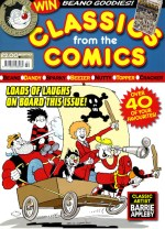 Classics from the Comics Issue 167