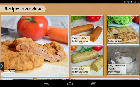 The Vegan Nom Noms Cook App screenshot 6