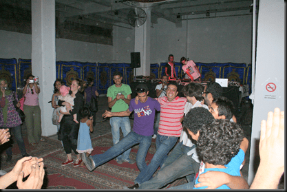 Danish Egyptian Dialogue Institue - Dancing