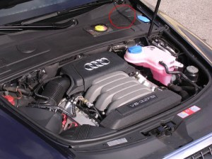 where is the fuse box with ignition fuse?  AudiWorld Forums
