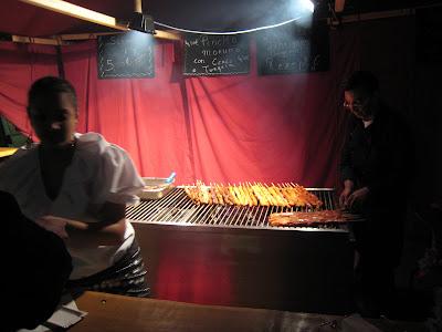 Spanish meat?