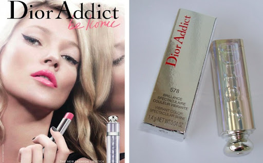 little beatle: Dior Addict Be Iconic Lipstick#578 Diorkiss