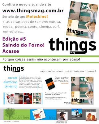 ThingsMag#4 no ar!