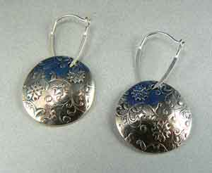 Dome Earrings: Convex Side (no LOS)