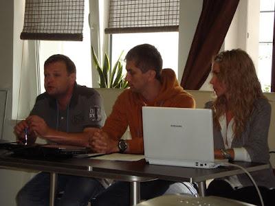 Круглый стол по ПР на конференции SWRUS Kiev