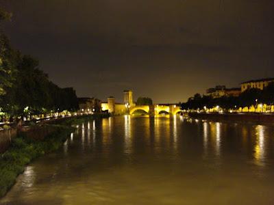 Мост и крепость Вероны