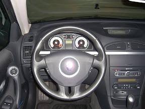 Renault Laguna II (Innenraum)