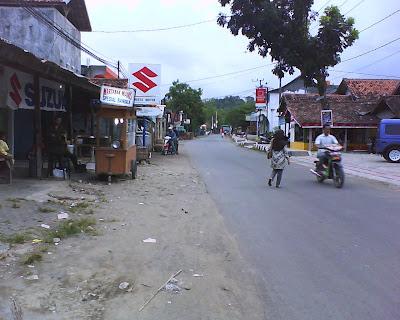 Jalan Cianjur Selatan