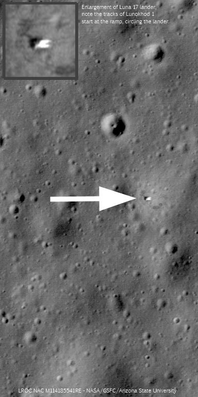 Lunar Pioneer March 2010