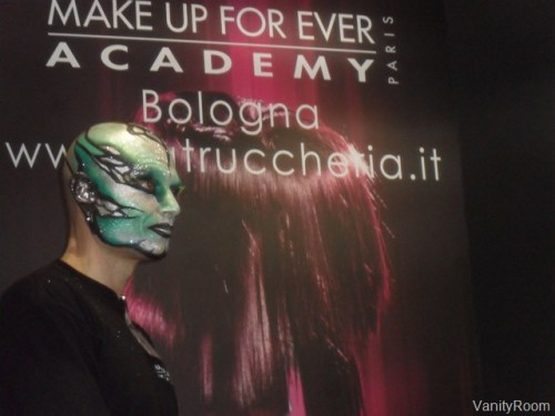 La Truccheria Bologna - Make Up Forever - Cosmoprof Worldwide Bologna 2011