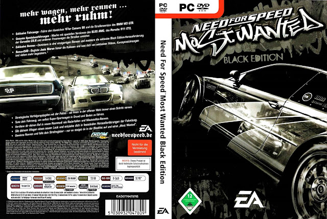 Need for speed most wanted para pc rip 1link japirona Nfs most wanted para pc