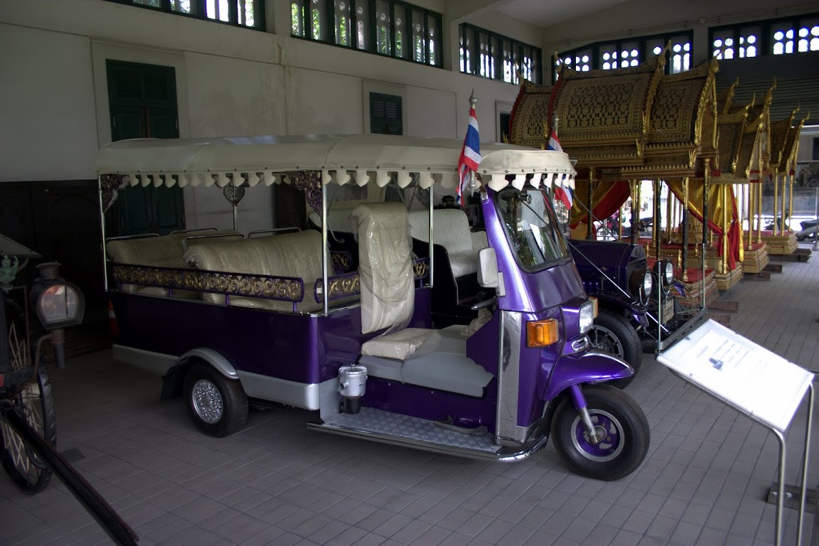 The King's Tuk Tuk