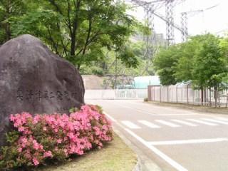 奥清津第二発電所石碑