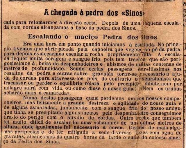 Travessia 1942 - 5ª Parte
