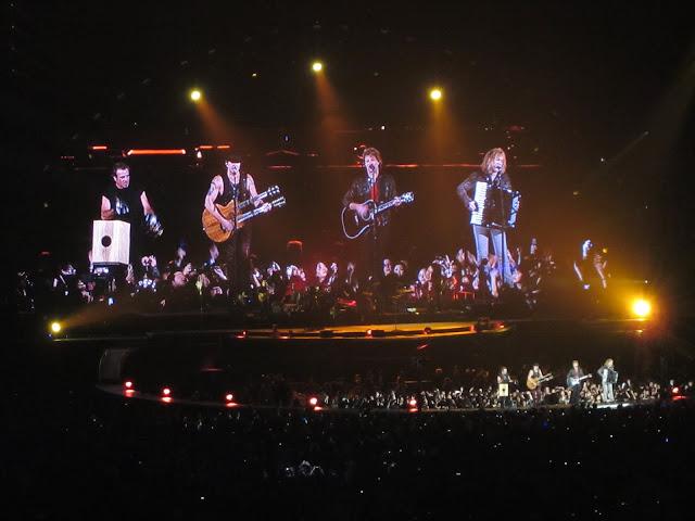 Bon Jovi Circle Tour - Tokyo 2010 (2/6)