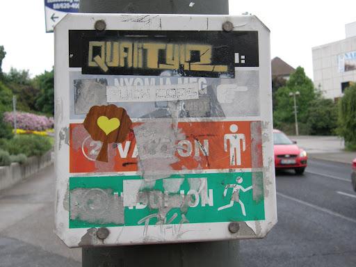 Veszprém, blog, street art, falfirka