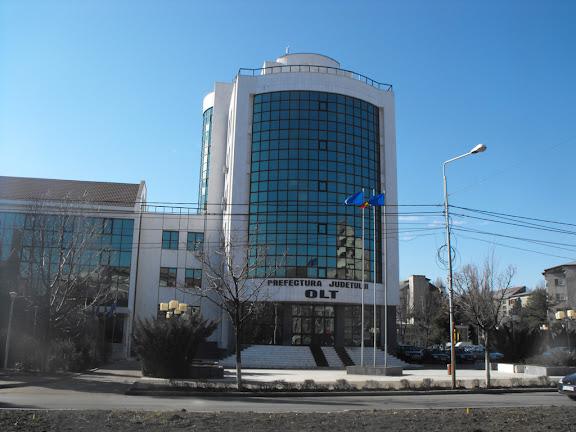 Prefectura Judeţului Olt