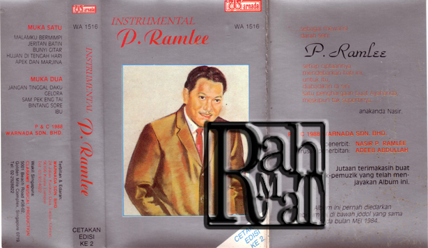 P. RAMLEE