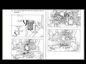 KUBOTA L2250 L2550 L2850 L3250 L2250 MANUAL for Tractor