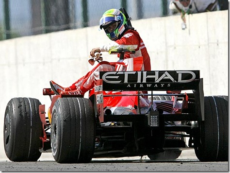 massa gp hungria