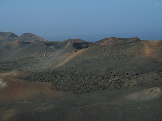 Timanfaya.- Lanzarote.- Islas Canarias (España)