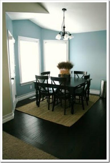 dockside_blue dining room paint color