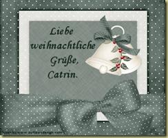 weihnachtliche Grüße