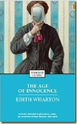 age of innocence simon and schuster cover
