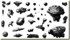meteor dust