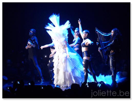 Fotoverslag : Lady Gaga Concert Antwerpen