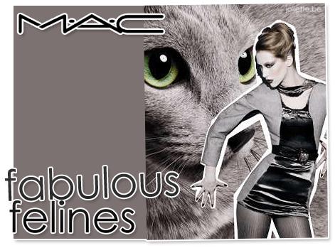 M.A.C. Fabulous Felines (compleet)