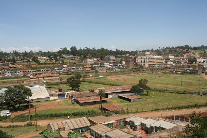 Vista de Limuru
