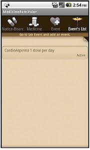 Medicine Reminder screenshot 3