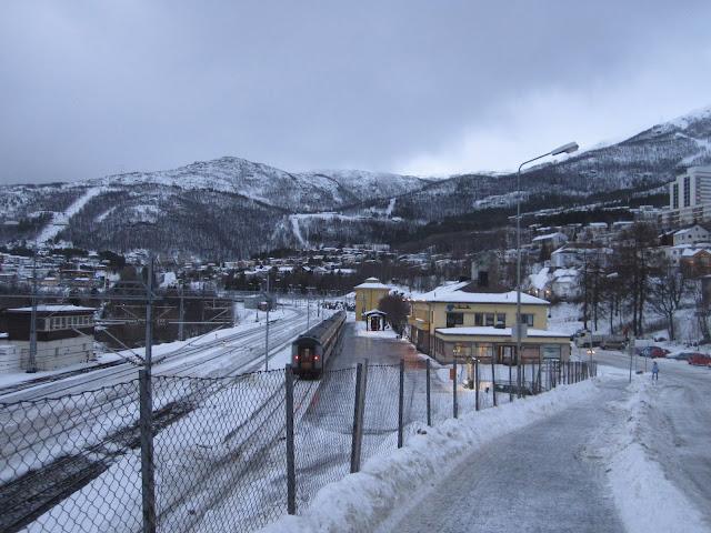 Narviks järnvägsstation