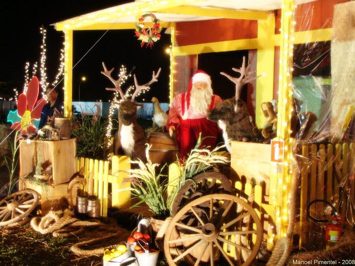 Casa do Noel  - 01