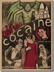 René Galliard -Cocaine 1920