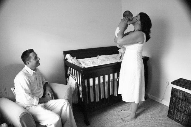 Newborn Portraits SBJamesPhotography