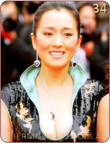 gong li pictures photos