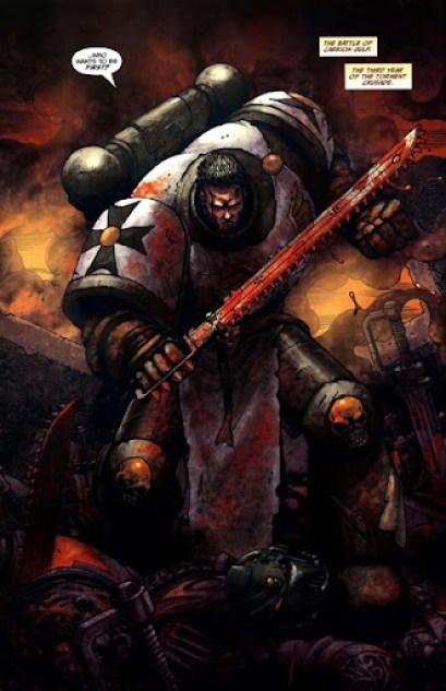 Warhammer 40 #1 - página 4