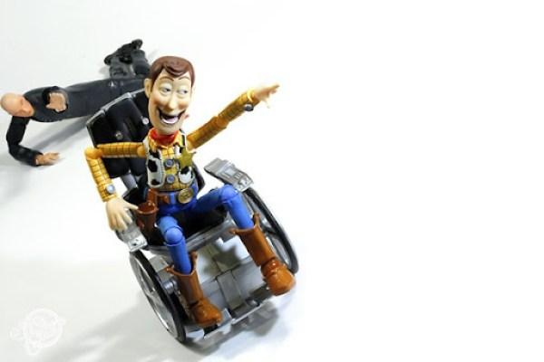 Woody vs Xavier