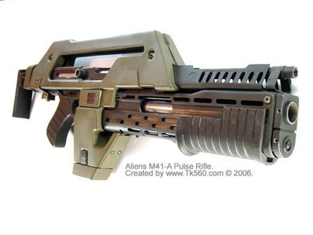 Alien Rifle
