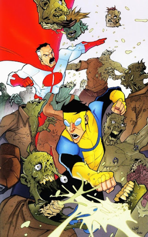 Invincible #13 - página 28